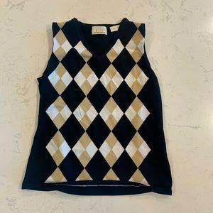 Sweater vest size S